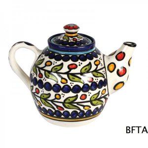 Hand Made Ceramics – Tea Pot