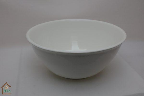Hand Made White Ceramics – Fruit Bowl