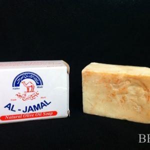 Pure Olive Oil Soap – Al Jamal