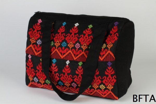 Embroidered HandBag Medium