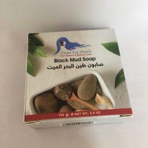 Black Mud Soap (100 gr)