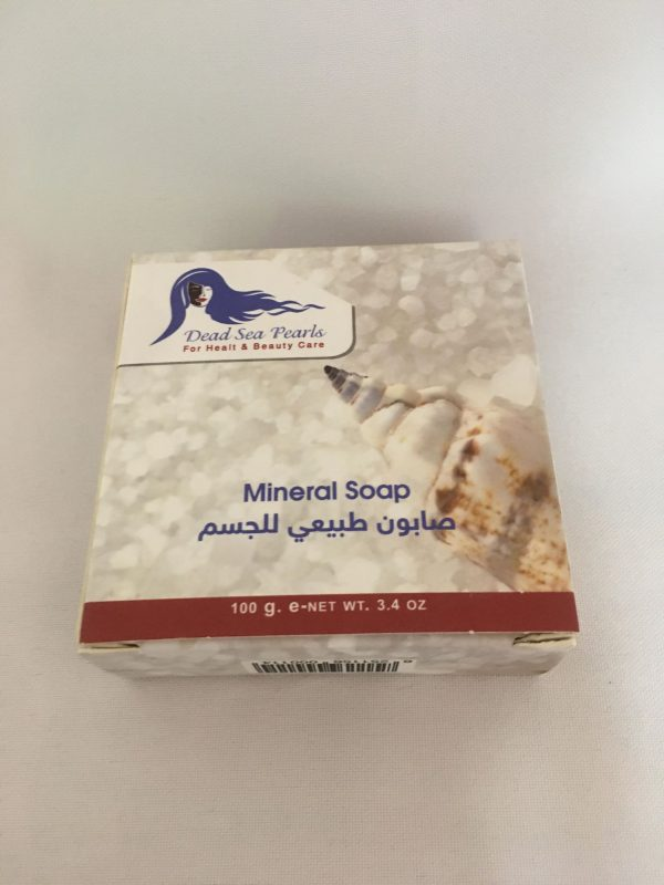Mineral Soap (100 gr)