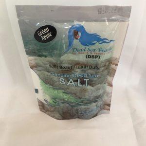 Bath Salt (500 gram) – Green Apple