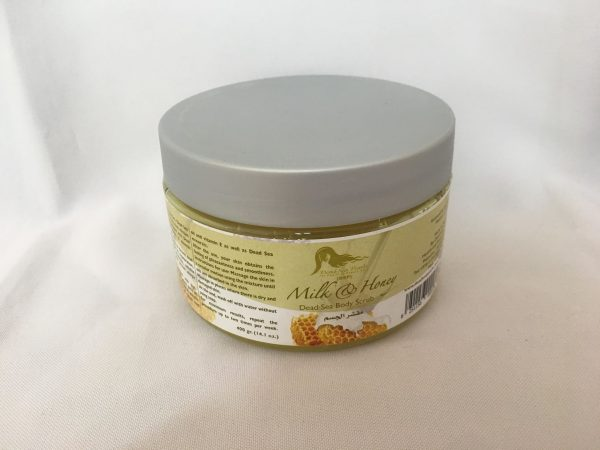 Body Scrub – Milk and Honey