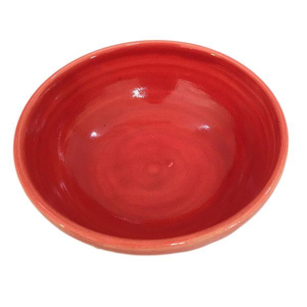 Hand Painted Ceramics Bowl Large