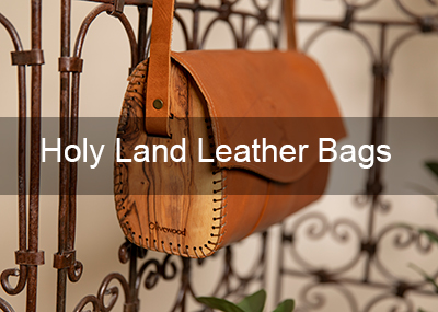 Holy Land Leather Bags
