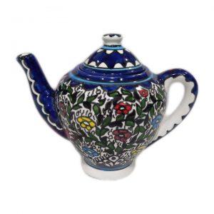 Hand Made Design Ceramic Tea Pot