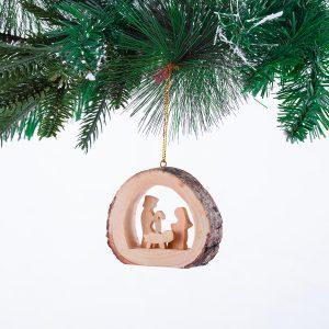 Holy Land bark Ornament