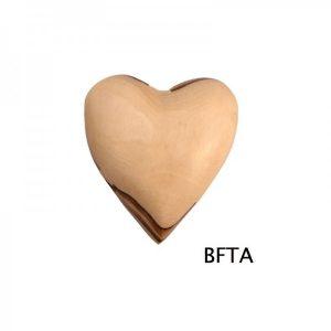 Medium Olive Wood Heart
